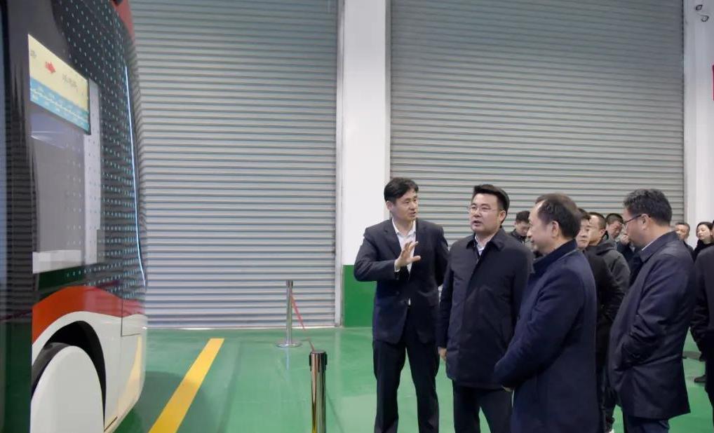 亭湖区委书记夏思军专题调研贝斯特516全球最奢华SRT项目推进情况